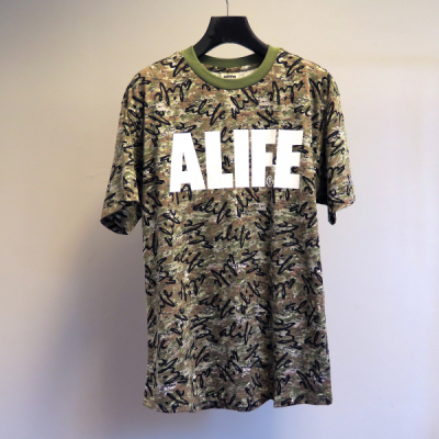 Alife Multi Camo Tee in the group Clothes / T-shirts at Sivletto - Skylark AB (Alife-99598)