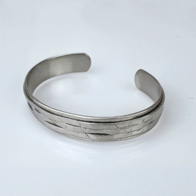 Jernhest Bruno Bracelet Silver in the group Men / Accessories / Jewelry at Sivletto - Skylark AB (BBo19200)