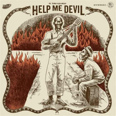 Help Me Devil - Lokanta Hell in the group Misc / Music / Vinyl at Sivletto (BE114)