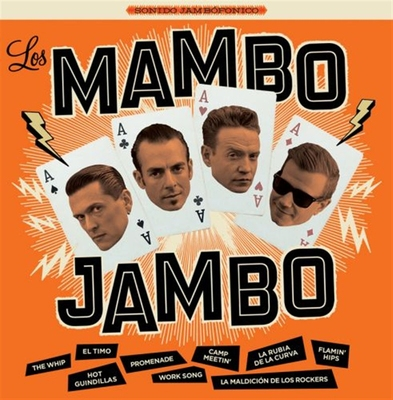 Los Mambo Jambo - Los Mambo Jambo in the group Misc / Music / Vinyl at Sivletto (BR009LP)
