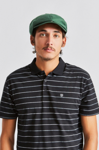 Brixton Brood Snap Cap Cypress in the group Men / Headwear / Flat caps at Sivletto - Skylark AB (BRI-00006-cypre)