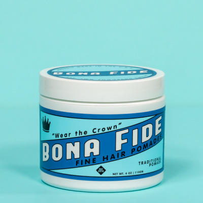 Bona Fide Traditional Pomade 4oz in the group Hair and skincare / Pomade / Oil based pomade at Sivletto - Skylark AB (BonaFide-Trad4OZ)
