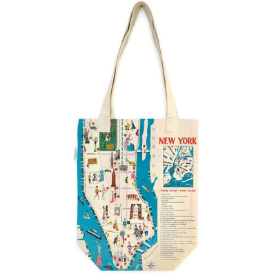 Cavallini New York City totebag in the group Women / Bags at Sivletto - Skylark AB (Cav-2)