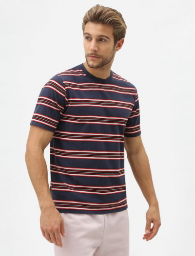 Dickies Lithia Springs Men's Tee Navy in the group Sale! / Men / T-shirts at Sivletto - Skylark AB (DK0A4TMQNVX)