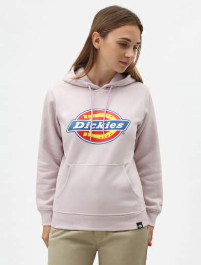 Dickies San Antonio Women's Hooded Sweater Violet in the group Clearance / Women / Tops, jackets etc at Sivletto - Skylark AB (DK0A4TMUVIO)