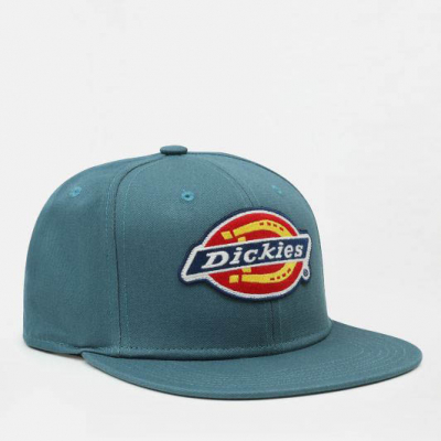 Dickies Muldoon 5 Panel Cap Lincoln Green in the group Men / Headwear / Trucker/baseball caps at Sivletto - Skylark AB (DK844031LN01)