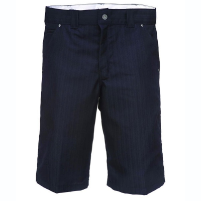Dickies Shadow stripe shorts black in the group Sale! / Men / Trousers at Sivletto - Skylark AB (DM878BK)