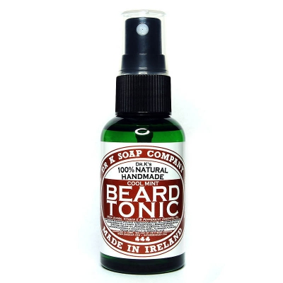 Dr K's Beard Tonic Cool Mint in the group Hair and skincare / Mustache and beard / Beard oil at Sivletto (DRK-004)