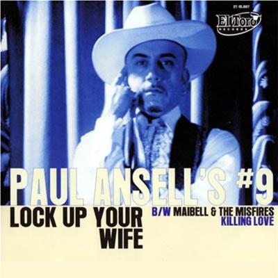 Paul Ansell's #9 / Maibell and the Misfires in the group Music & Film / Music / Vinyl at Sivletto - Skylark AB (ET-15007)