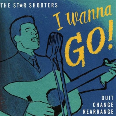 The Star Shooters - I Wanna Go! b/w Quit, Change, Rearrange (vinyl 45) in the group Misc / Music / Vinyl at Sivletto (ET-15014)