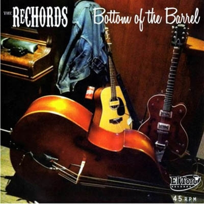 The ReChords - Bottom of the Barrel EP (vinyl) in the group Misc / Music / Vinyl at Sivletto (ET-15015)