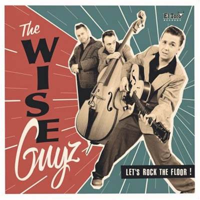The Wise Guyz - Let's Rock The Floor! in the group Misc / Music / CD at Sivletto (ETCD-3027)