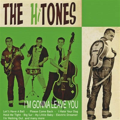 The HiTones - I'm Gonna Leave You in the group Misc / Music / CD at Sivletto (ETCD-6055)