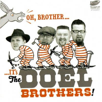 Oh, Brother... It's The Doel Brothers! in the group Misc / Music / CD at Sivletto (ETCD-6057)