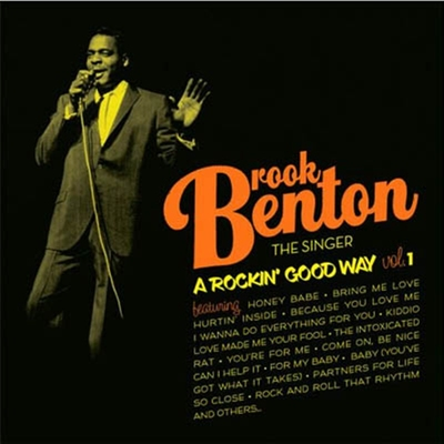 Brook Benton - A Rockin' Good Way vol. 1 in the group Misc / Music / CD at Sivletto (ETCD1050)