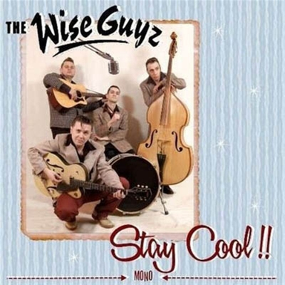Wise Guyz - Stay Cool!! in the group Misc / Music / CD at Sivletto (ETCD3026)