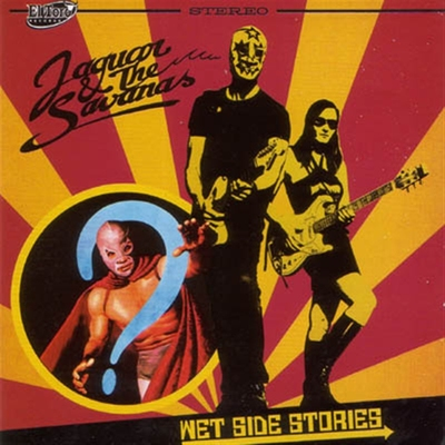 Jaguar & the Savanas - Wet Side Stories in the group Misc / Music / CD at Sivletto (ETCD5091)