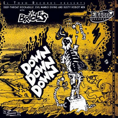 Brioles - Down Down Down in the group Misc / Music / CD at Sivletto (ETCD6051)