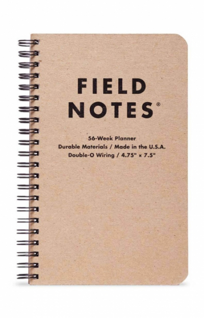 Field Notes 56-Week Planner in the group Home and stuff / Office and stationary at Sivletto - Skylark AB (FN-25)