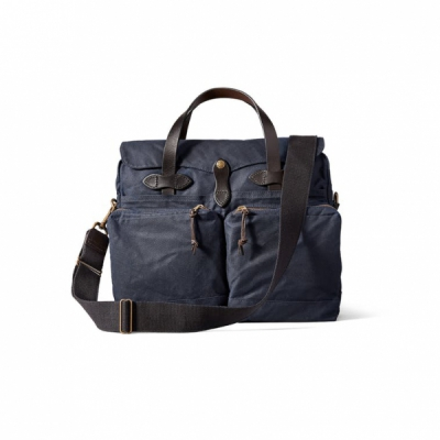 Filson 24-Hour Tin Briefcase Navy in the group  at Sivletto (Filson-11070140-navy)