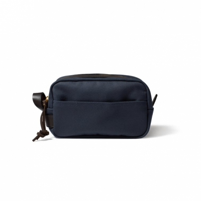 Filson Rugged Twill Travel Kit Navy in the group Men / Accessories / Bags at Sivletto - Skylark AB (Filson-11070218-navy)