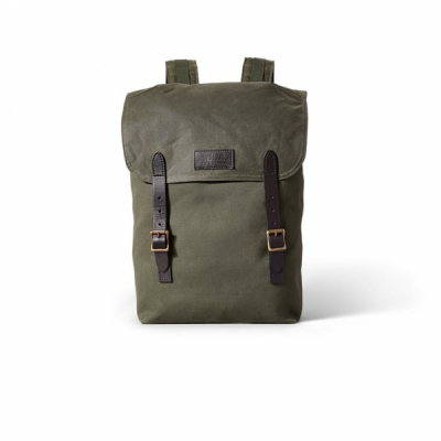 Filson Ranger Backpack Otter Green in the group  at Sivletto - Skylark AB (Filson-11070381-otter)