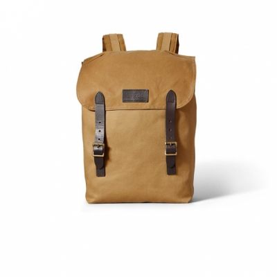 Filson Ranger Backpack Tan in the group Men / Accessories / Bags at Sivletto - Skylark AB (Filson-11070381-tan)