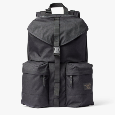 Filson Ripstop Nylon Backpack Black in the group Men / Accessories / Bags at Sivletto - Skylark AB (Filson-20115929-black)