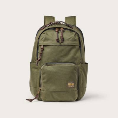 Filson Dryden Backpack Otter Green in the group Men / Accessories / Bags at Sivletto - Skylark AB (Filson-20152980-otter)