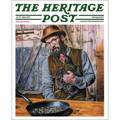 Heritage Post issue 29 English edition in the group Magazines at Sivletto - Skylark AB (HP-29)