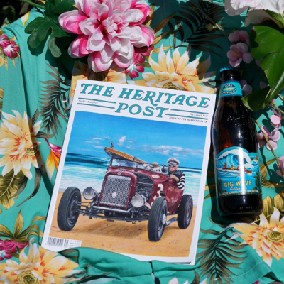 Heritage Post issue 30 English edition in the group Magazines at Sivletto - Skylark AB (HP-30)