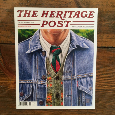 Heritage Post issue 31 English edition in the group Magazines at Sivletto - Skylark AB (HP-31)