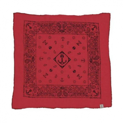Iron & Resin OG II Bandana in the group Men / Accessories at Sivletto - Skylark AB (IR0274-red)
