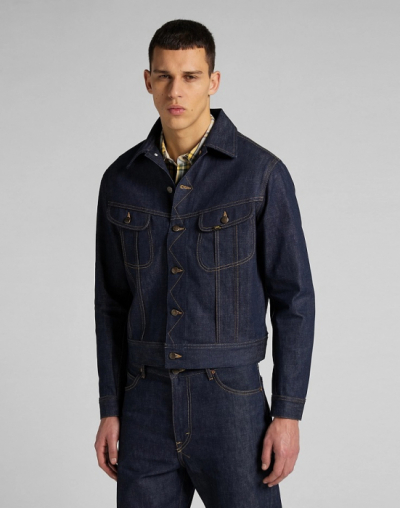 Lee 101 50's Rider Jacket Dry in the group Clothes / Jackets and coats at Sivletto - Skylark AB (L97FOA41)
