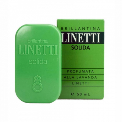 Brillantina Linetti Solida Pomade in the group Hair and skincare / Pomade at Sivletto - Skylark AB (LI-37002)