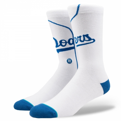 Stance MLB Arena Dodgers Home in the group Men / Undergarments / Socks at Sivletto - Skylark AB (M545A18DOD)