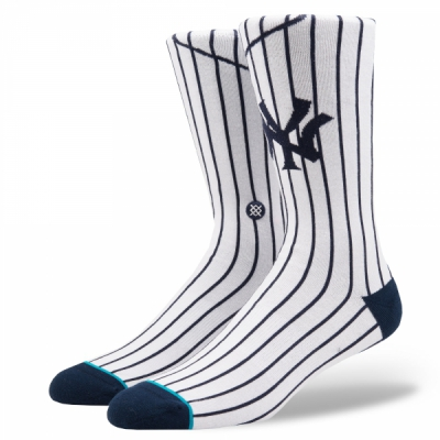 Stance MLB Arena Yankees Home in the group Men / Undergarments / Socks at Sivletto - Skylark AB (M545A18YAN)