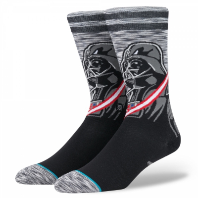Stance Star Wars Darkside Socks in the group Men / Undergarments / Socks at Sivletto (M545D17DAR-GRY)