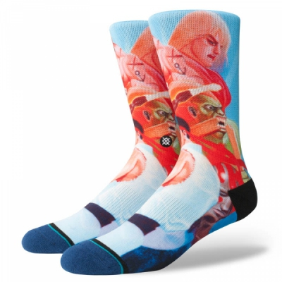 Stance Anthem Street Fighter II in the group Men / Undergarments / Socks at Sivletto - Skylark AB (M558A18STR)