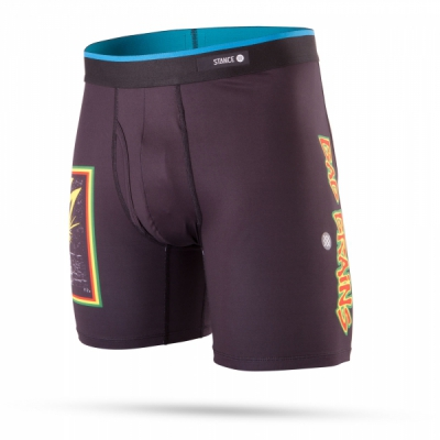 Stance Bad Brains Boxer Brief in the group Men / Undergarments at Sivletto (M803A18BAB-BLK)