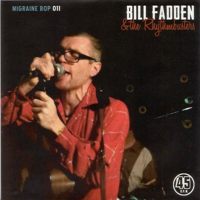 Bill Fadden & The Rhythmbusters - Lordy Hoody / You're Coming Back To Me in the group Misc / Music / Vinyl at Sivletto (MB-011)