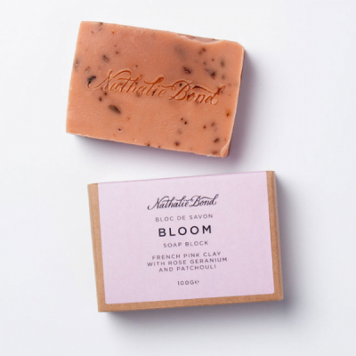 Nathalie Bond Bloom Soap Bar in the group Hair and skincare / Face & Body / Soap at Sivletto - Skylark AB (NB1)