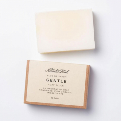 Nathalie Bond Gentle Soap Bar in the group Hair and skincare / Face & Body / Soap at Sivletto - Skylark AB (NB10)