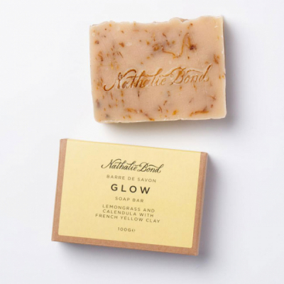 Nathalie Bond Glow soap bar in the group Hair and skincare / Face & Body / Soap at Sivletto - Skylark AB (NB15)