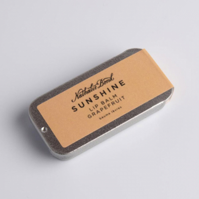 Nathalie Bond Sunshine Lip Balm in the group Hair and skincare / Face & Body at Sivletto - Skylark AB (NB5)