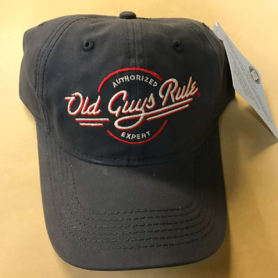Old guys rule Autorized expert cap in the group Men / Headwear / Trucker/baseball caps at Sivletto - Skylark AB (OG1166-Cap)