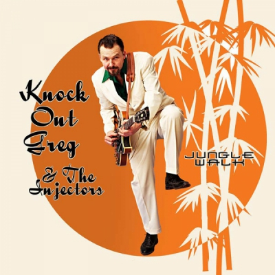 Knock Out Greg & The Injectors - Jungle Walk in the group Music & Film / Music / Vinyl at Sivletto - Skylark AB (P4P001)