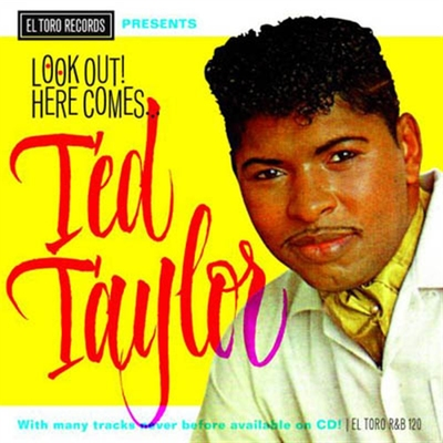 Look Out! Here Comes.. Ted Taylor in the group Misc / Music / CD at Sivletto (R&B-120)