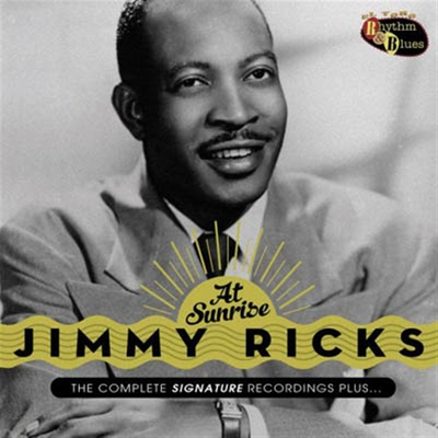 Jimmy Ricks - At Sunrise in the group Misc / Music / CD at Sivletto (R&B-121)