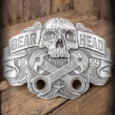 Rumble59 Gearhead buckle in the group Men / Accessories at Sivletto - Skylark AB (R1)